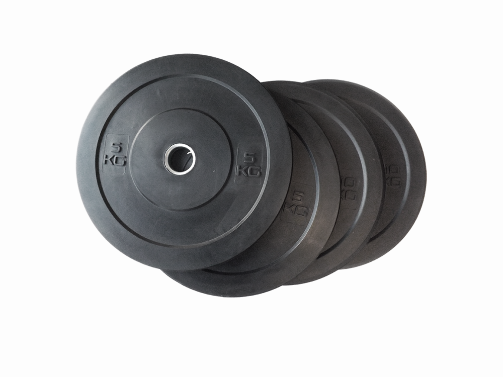 PLAIN Paired Bumper Plate Set