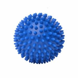 Blue Spiky Massage Ball