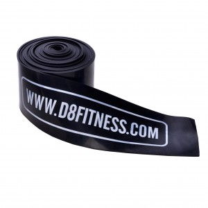 Official D8 Fitness Floss Band in Black