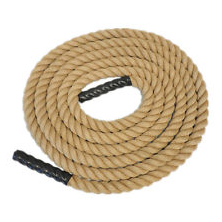"Black Battling Rope 1.5"" x 15 meter"