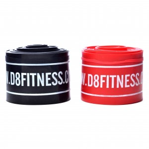 D8 Fitness Floss Band Set of 2