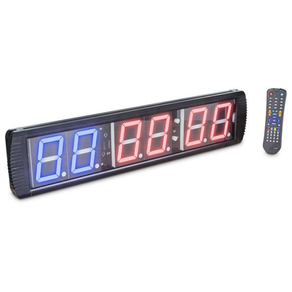 Interval workout timer clock eoua