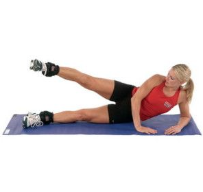 ankle weights  available in 3kg 4kg 5kg  d8 fitness