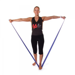 Exercise Bands Heavy Strength x 5