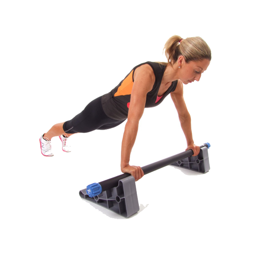 6KG Aerobic Weighted Exercise Bar