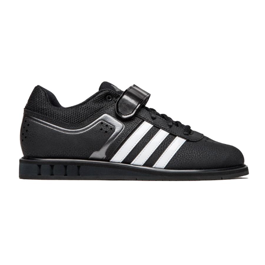 Adidas PowerLift 2.0 Black   White - D8 Fitness c12cf7ab218e