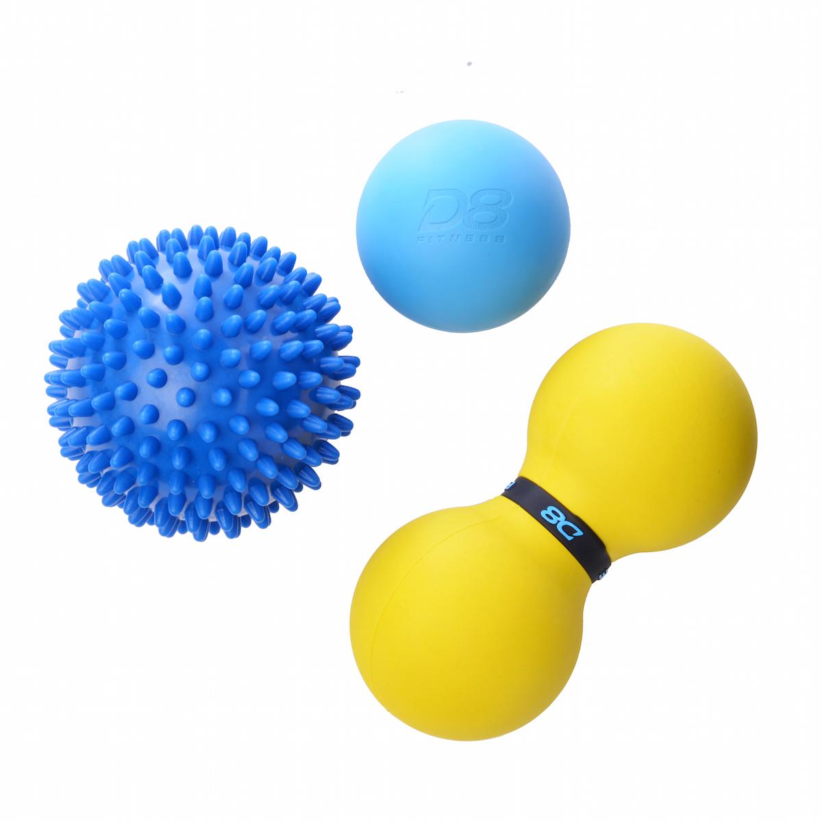 Massage Ball Combo Set