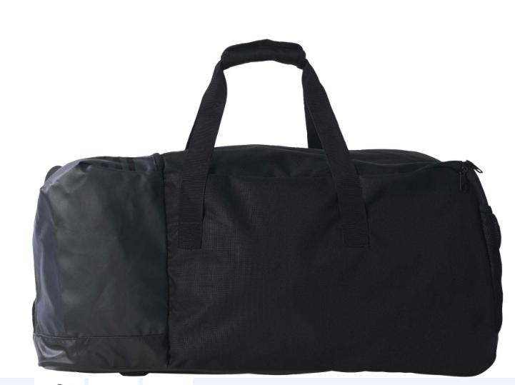 b10d4817e411 Adidas Sports Bag Black (large size) - D8 Fitness
