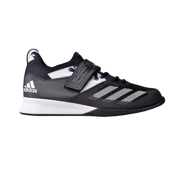 pick up fe135 1dc59 Adidas Crazy Power Weight Lifting Shoes