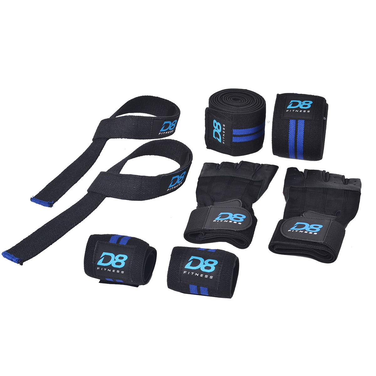 D8 Fitness Support Pack