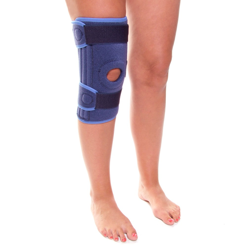 Stabilised Open Knee Support Brace