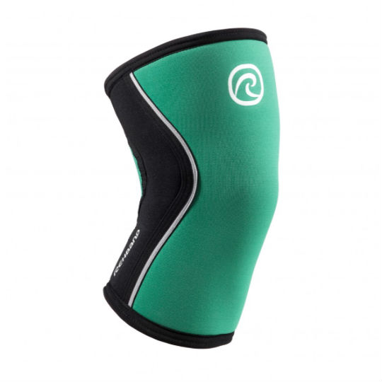 41d1a766c4 Rehband Knee Sleeve Green 5mm - DELIVERY - D8 Fitness