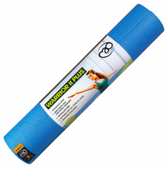 Yoga Mat - Warrior 2 Plus