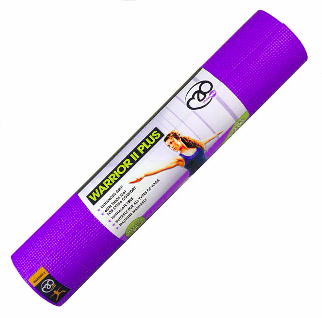 Fitness Mad Yoga Mat 4mm