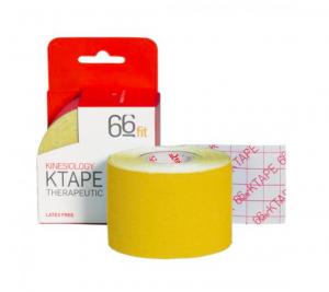 Kinesiology Tape - Yellow