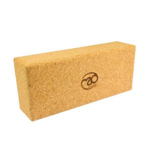 Cork Yoga Brick Extra High